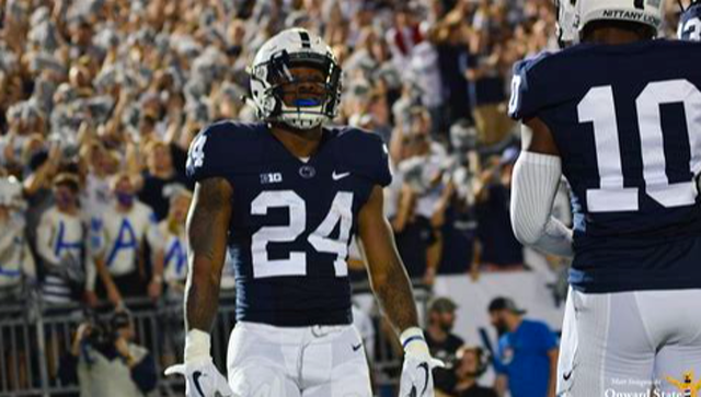 Penn State Football: Sanders Ready To Write Own Chapter